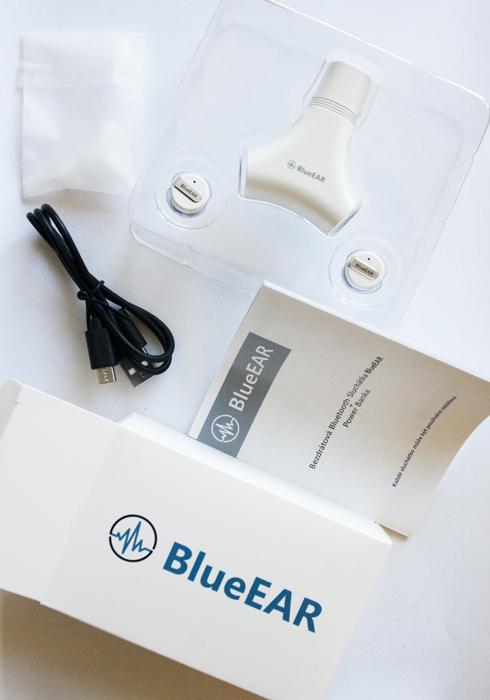 Bezdrátová bluetooth stereo sluchátka, bílé-6